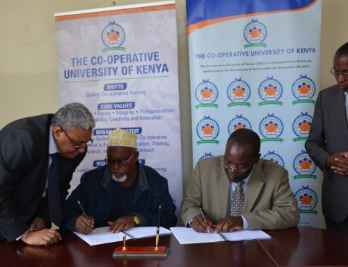 MoU Between UDHIS and CUK